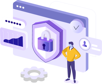 image representation for tokenized data security